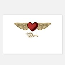 Doris the Angel Postcards (Package of 8)