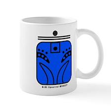 BLUE Spectral MONKEY Mug