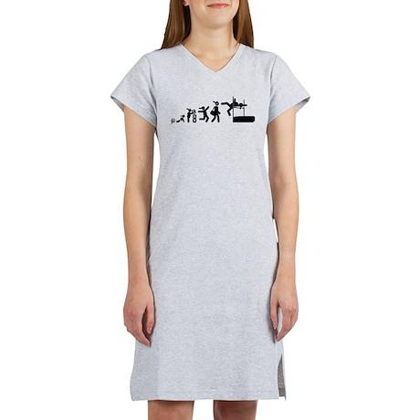 High Jumping Women's Nightshirt