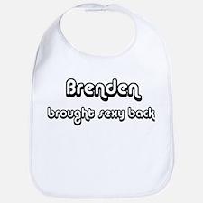 Sexy: Brenden Bib