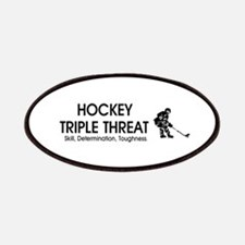 TOP Ice Hockey Slogan Patch