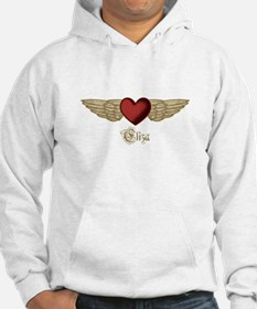Eliza the Angel Hoodie