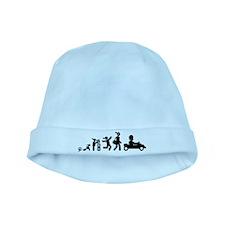 Karting baby hat