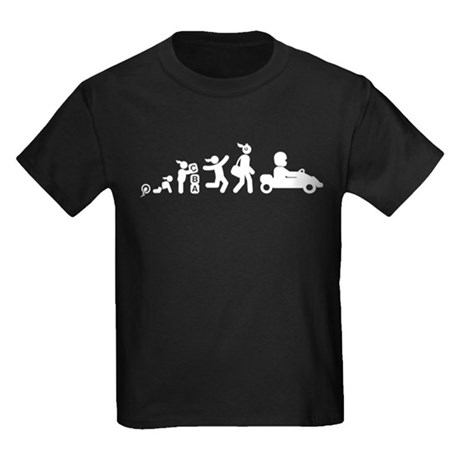 Karting Kids Dark T-Shirt