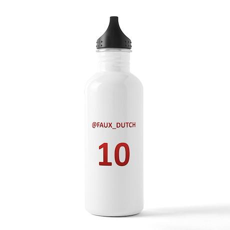 FAUX DUTCH 10 Water Bottle