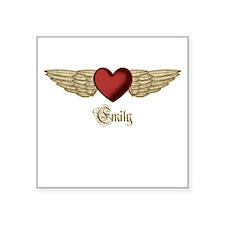 Emily the Angel Sticker