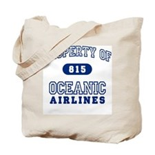 Property of Oceanic Airlines Tote Bag