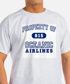 Property of Oceanic Airlines T-Shirt