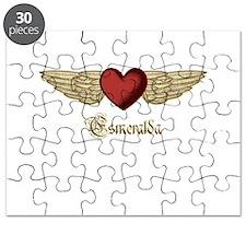 Esmeralda the Angel Puzzle