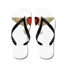 Esperanza the Angel Flip Flops