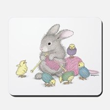 Will knit for friends. Mousepad