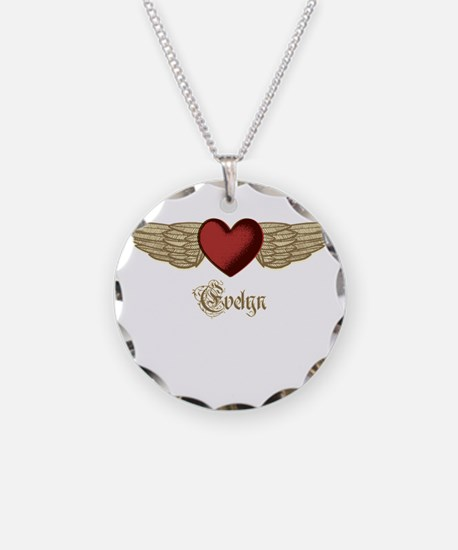 Evelyn the Angel Necklace