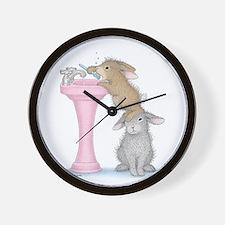 Bunny Lift Wall Clock