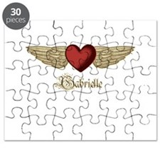 Gabrielle the Angel Puzzle