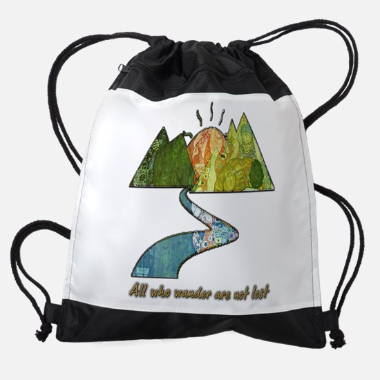 Wander Drawstring Bag