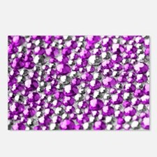 crystals - Postcards (Pk of 8)