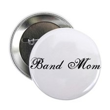"""Band Mom - Team Mom 2.25"""" Button (10 pack)"""