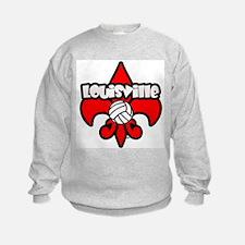 Louisville Volleyball Sweatshirt