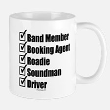 Band Member Mug