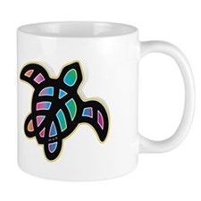 see turtle heart Small Mug