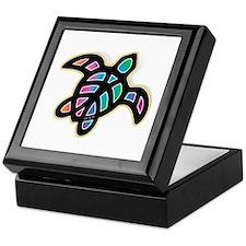 see turtle heart Keepsake Box