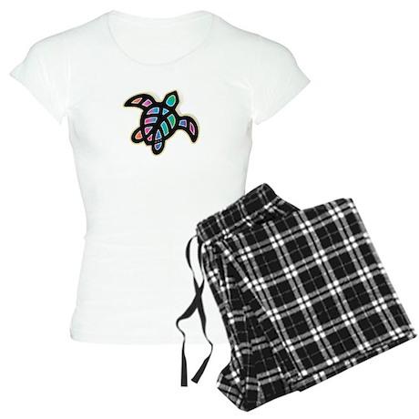 see turtle heart Pajamas