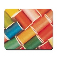 Sewing Thread Mousepad