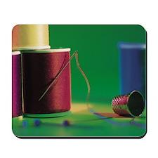 Needle & Thread Mousepad