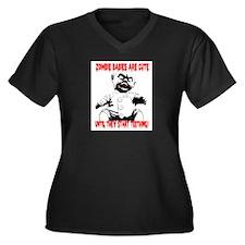 ZomBaby Plus Size T-Shirt