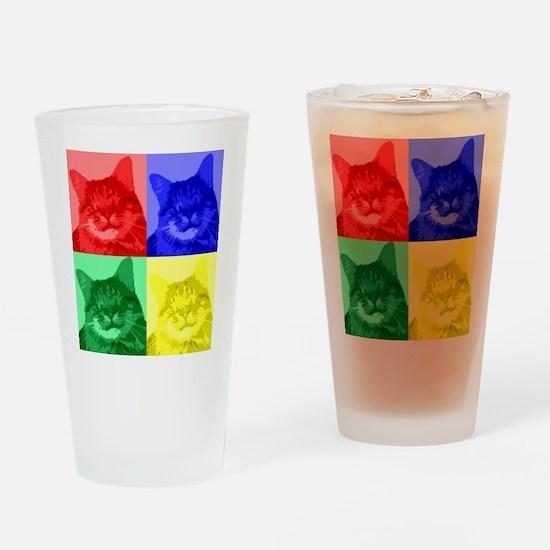 Snicker Drinking Glass