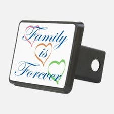 Family is Forever Hitch Cover