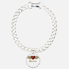 Gwendolyn the Angel Bracelet