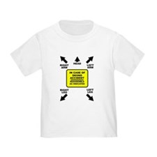 Reassemble Skiing Ski Funny T-Shirt T-Shirt