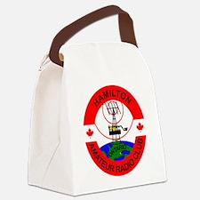 HARC Logo Canvas Lunch Bag