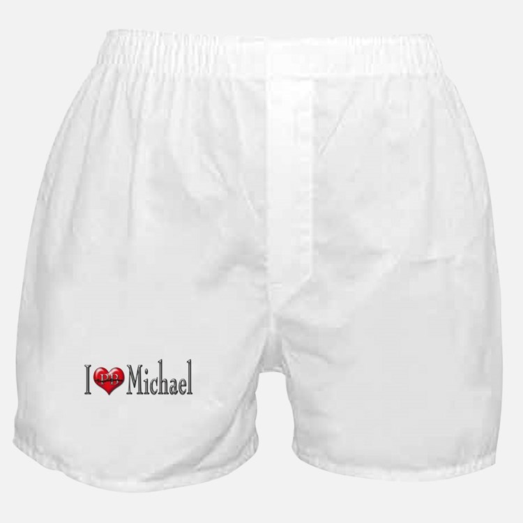 I heart Michael Boxer Shorts