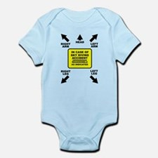 Reassemble Sky Diving Parachute Funny T-Shirt Body