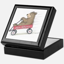 Red Roller Racing Keepsake Box