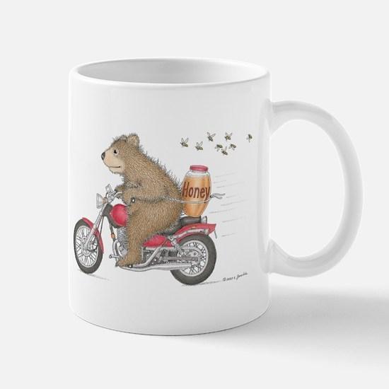 Honey on the Run Mug
