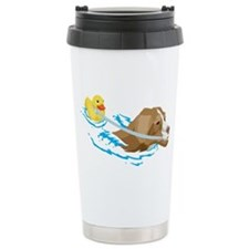 Toller Ducky Travel Mug
