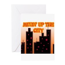 City Mix Greeting Cards (Pk of 10)