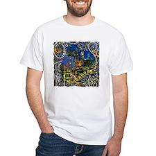 singapore art illustration T-Shirt