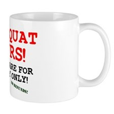 POISON - PARAQUAT TOURS. Small Mug