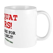 POISON - PARAQUAT TOURS. Small Mug