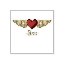 Irene the Angel Sticker