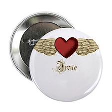 "Irene the Angel 2.25"" Button"