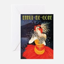 Ennui-Be-Gone Greeting Cards (Pk of 10)
