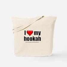 """""""Love My Hookah"""" Tote Bag"""
