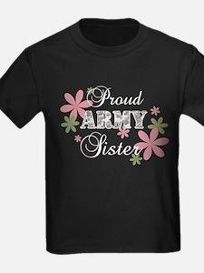 Army Sister [fl camo] T