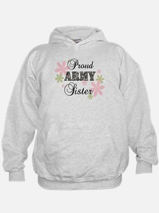 Army Sister [fl camo] Hoodie