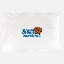 Official Cookie Inspector Pillow Case